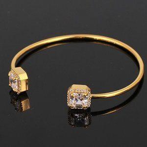 Henri Bendel Versatile Zircon Inlaid Bracelet